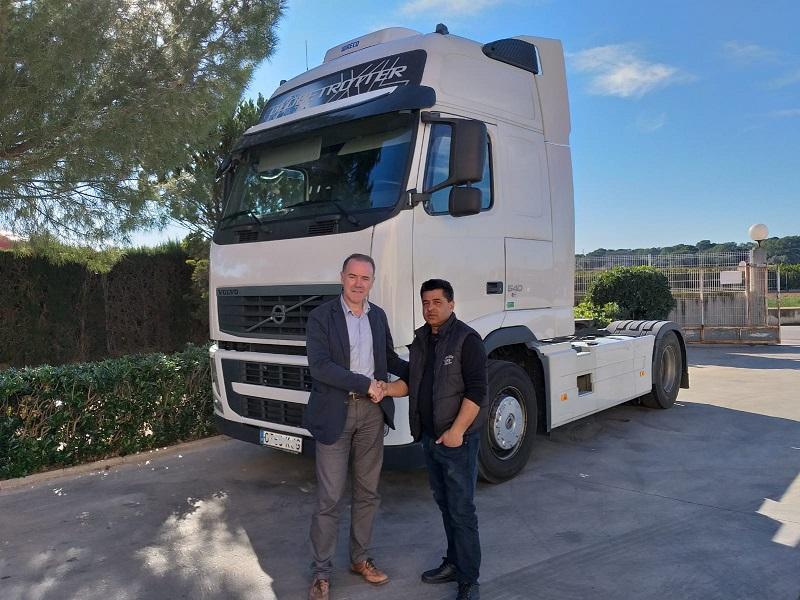 2019 01 14 Entrega Volvo 540 a IPT